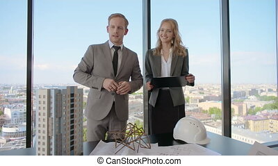 Presentation of architects for investors - Business...