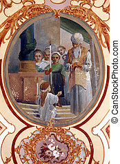 Presentation of Mary at the Temple