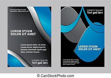 Presentation of Poster flyer design