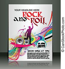 Poster/flyer design - Presentation of Poster/flyer design...