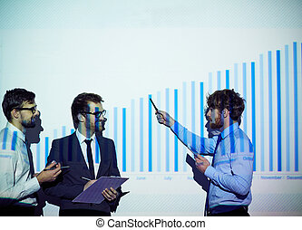 Presentation of report