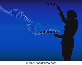 Presentation - Presenting Solutions