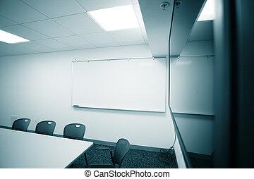 presentazione, stanza