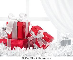 presentes, navidad