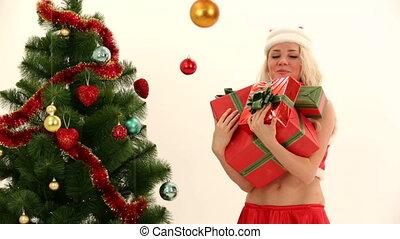 Presents from Santa