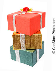 Presents - Pile of gifts