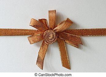 Presents - ribbons and bow for gifts