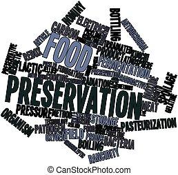 preservação alimento