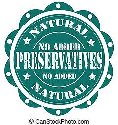 preservatives-stamp