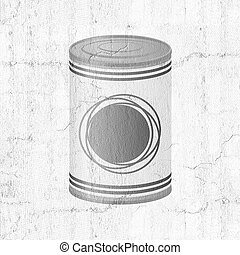preserved can design
