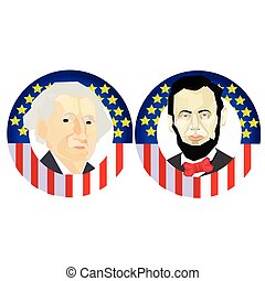 President Day of america