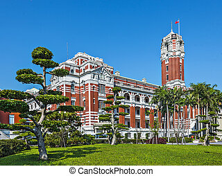 Presidential Office Building, Taipei - Presidential Office...
