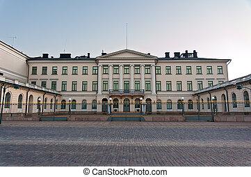 Presidential Palace, Helsinki, Finland