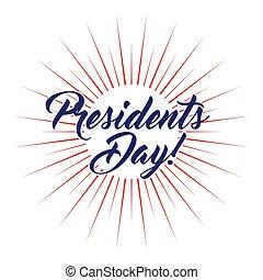 presidents day design