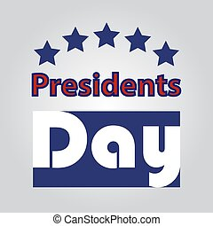 Presidents Day Icon
