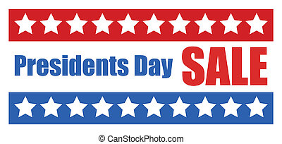 Presidents Day Sale Vector - Presidents Day Sale Banner...