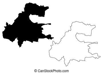 Presov City map