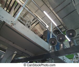Press printing technology