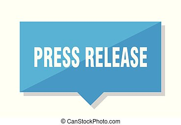 press release price tag - press release blue square price...