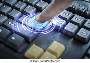 Press the Enter key on your keyboard technology
