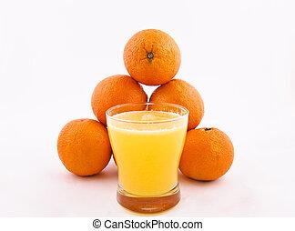 Pressed orange