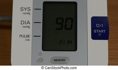pressure check tool - Modern digital blood pressure...