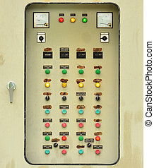 Pressure Control Panel