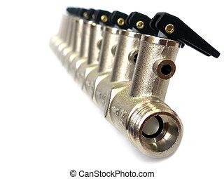 Pressure valve. Element of design.
