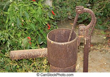 pressure water wells