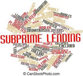 prestito, subprime