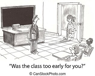 presto, classe