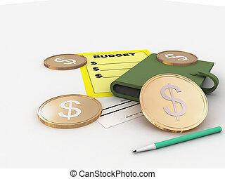 presupuesto, señal