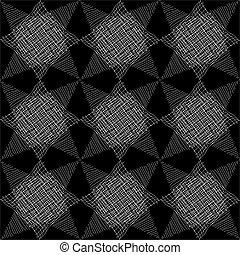 pretas, linhas brancas, fundo