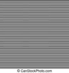 pretas, linhas brancas