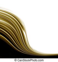 pretas, ouro, branca