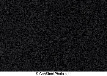 pretas, tecido, textura