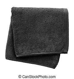 pretas, toalha