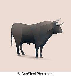 pretas, touro