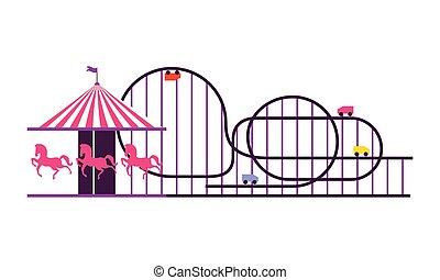 pretmarkt, carnaval