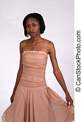 Pretty African American
