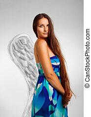 Pretty angel
