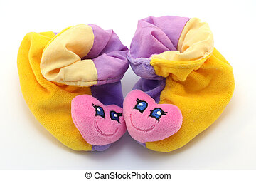Pretty baby first shoes