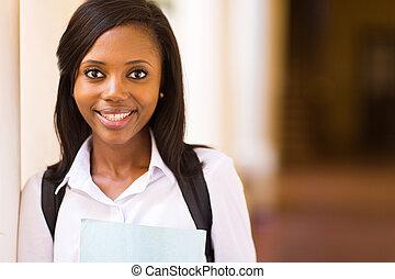 black college girl