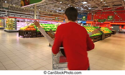 Pretty fast shopping