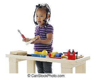 Pretty Little Carpenter