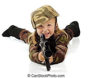 Pretty Little Soldier