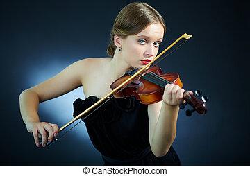 Pretty musician