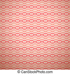 Pretty pastel vector pattern (tiling, with swatch)