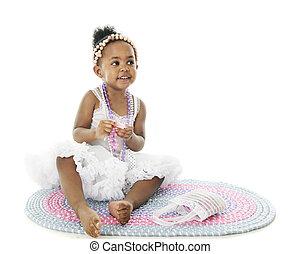 Pretty Petticoat Baby