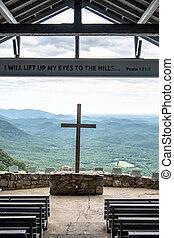 Pretty Place Chapel near Greenville South Carolina